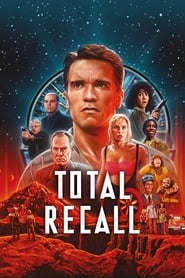 Total Recall (1990) English Action Movie with BSub