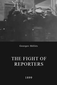 L'affaire Dreyfus, bagarre entre journalistes