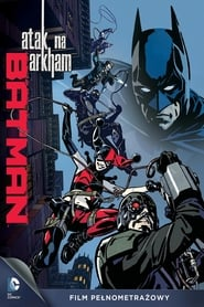 Batman: Atak na Arkham (2014) CDA Cały Film Online Online cda