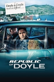 Poster Republic of Doyle 2014