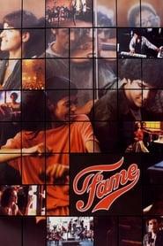 Poster Fame 1980
