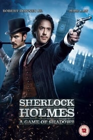 Sherlock Holmes: A Game of Shadows: Moriarty's Master Plan Unleashed (2012)