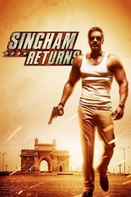 Poster Singham Returns 2014