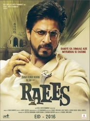 Affiche de Film Raees