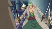 One Piece Dress Rosa Arc Episode 668 : The Final Round Starts! Diamante The Hero Shows Up!