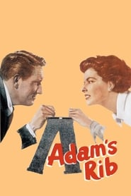 Poster Adam's Rib 1949