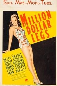 Million Dollar Legs (1939)