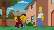 The Simpsons Season 28 Episode 8 : Dad Behavior