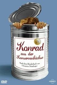 Konrad, el niño que salió de una lata de conservas.