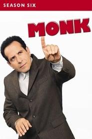 Monk - Season 6 poster