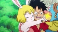 One Piece Season 21 Episode 909 : Mysterious Grave Markers! A Reunion at the Ruins of Oden Castle!