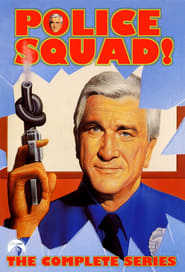 Police Squad! 1982 Poster