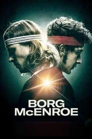 Poster Borg vs McEnroe