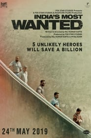 India's Most Wanted 2019 Hindi Movie WebRip 300mb 480p 900mb 720p