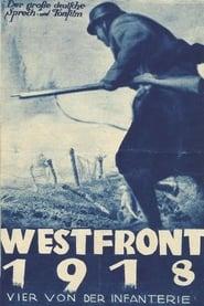 Regarder Westfront 1918