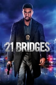 21 Bridges - The only way out is through him - Azwaad Movie Database