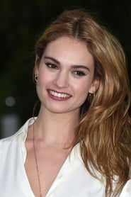 Lily James isKorrina