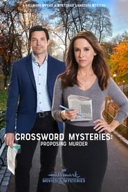 مشاهدة فيلم Crossword Mysteries: Proposing Murder مترجم