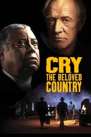 Poster for Cry, the Beloved Country