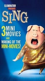 Sing: Kolekcja 3 Mini-Filmików