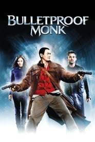 Poster for Bulletproof Monk