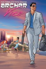 Archer - Vice Season 5