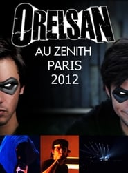 Orelsan au Zenith de Paris 2012