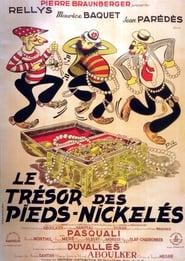 Le Trésor des Pieds Nickelés 1950