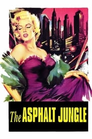 Poster for The Asphalt Jungle
