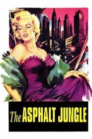 Poster The Asphalt Jungle 1950