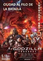 Ver Godzilla: Ciudad al filo de la batalla (2018) Online Pelicula Completa Latino Español en HD