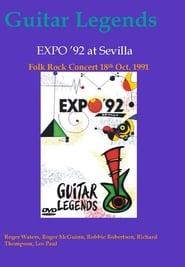 Guitar Legends EXPO '92 at Sevilla - The Folk Rock Night