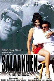 Salaakhen 1998 Hindi Movie JC WebRip 400mb 480p 1.4GB 720p 4GB 10GB 1080p
