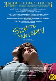 Szólíts a neveden-olasz-francia-brazil-amerikai romantikus dráma, 132 perc, 2017