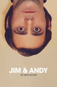 Jim i Andy / Jim and Andy: The Great Beyond (2017) Lektor IVO