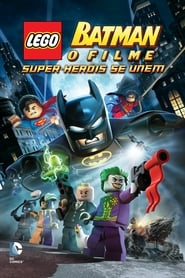 Batman Lego: O Filme - Super Heróis se Unem - Full HD 1080p Blu-Ray