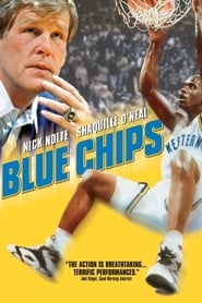 Poster for Blue Chips