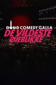 ZULU Comedy Galla – De vildeste øjeblikke