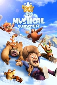 Poster Boonie Bears: A Mystical Winter