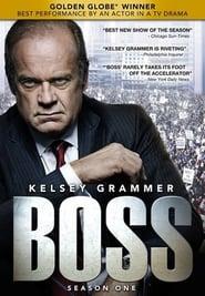 Boss - Season 1 poster