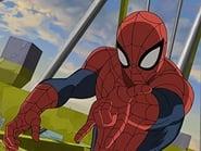 Marvel's Ultimate Spider-Man Season 3 Episode 2 : The Avenging Spider-Man: Part 2