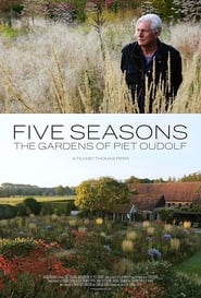 Five Seasons: The Gardens of Piet Oudolf (2018) Zalukaj Online