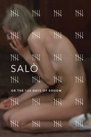 Poster for Salò, or the 120 Days of Sodom