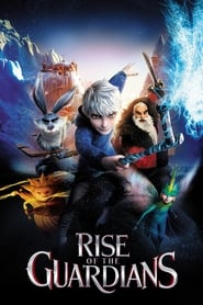 Poster Rise of the Guardians 2012