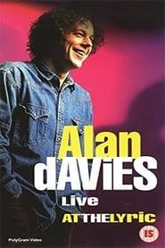 Alan Davies: Live at the Lyric 1994
