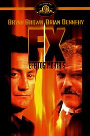 Poster de F/X (1986)