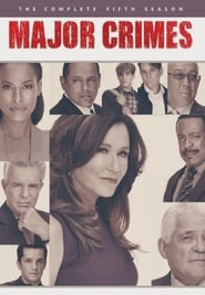 Major Crimes: Staffel 5