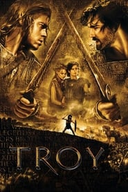 Poster Troy 2004