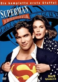 Lois & Clark As Novas Aventuras do Superman 1ª Temporada (1993) Blu-Ray 480p Download Torrent Dub e Leg
