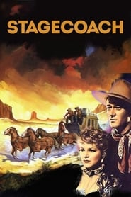 Poster Stagecoach 1939